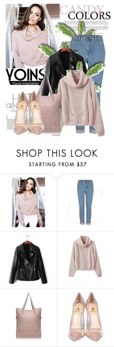 """Yoins 8"" by amila-338 ❤ liked on Polyvore featuring Semilla, women's clothing, women's fashion, women, female, woman, misses, juniors and yoins"