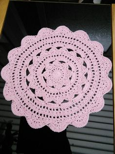 Hey, I found this really awesome Etsy listing at https://www.etsy.com/uk/listing/254929931/round-doily-crochet-centre-piece