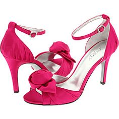 Look for Fuchsia/hot pink heels!! « Weddingbee Boards
