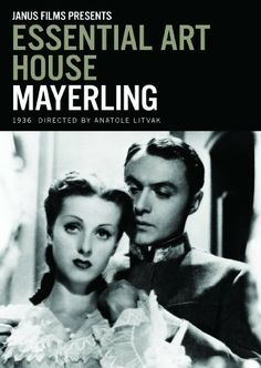 Mayerling DVD ~ Charles Boyer, another version of the Mayerling story
