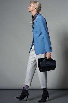 Sfilata Giorgio Armani Milano - Pre-Collezioni Autunno-Inverno 2015-16 - Vogue