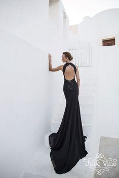Julie Vino | Santorini Evening Collection