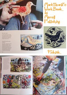Fishinkblog 4940 Mark Hearld 2 Check out my blog ramblings and arty chat here www.fishinkblog.w... and my stationery here www.fishink.co.uk , illustration here www.fishink.etsy.com and here http://www.fishink.carbonmade.com/projects/4182518#1 Happy Pinning ! :)