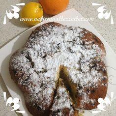 Portakallı Ballı Kek Tarifi