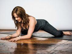 6 Simple Moves To Ease Sciatica  http://www.prevention.com/fitness/yoga/stretches-sciatic-nerve-pain?cid=soc_Prevention%2520Magazine%2520-%2520preventionmagazine_FBPAGE_Prevention__Sciatica