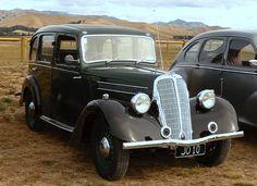 1937 Jowett Ten 1.2L Flat-Four-Cylinder engine (image by Sid Mosdell-SidPix-Flickr)
