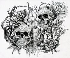 Check out these beautiful Skull Tattoo Designs below. These skull tattoos have been hand selected from all over the Tattoo Body Ink Forum and Ink Community. Family Tattoo Designs, Free Tattoo Designs, Skull Tattoo Design, Family Tattoos, Tattoo Online, Candle Tattoo, Skull Coloring Pages, Coloring Books, Tattoos Familie