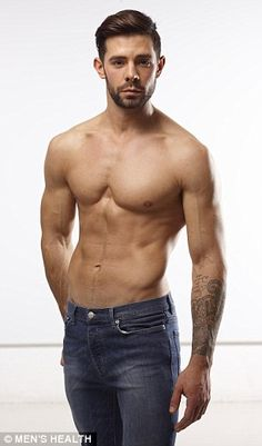 'The girls are going to love it': James 'Arg' Argent shows off his weight loss after TOWIE men do Men's Health challenge Top Abs, Kings Man, Do Men, Hommes Sexy, Health Challenge, Shirtless Men, Fine Men, Guys And Girls, Boys