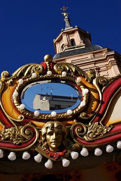 Tiovivo en la Latina   Flickr: Intercambio de fotos