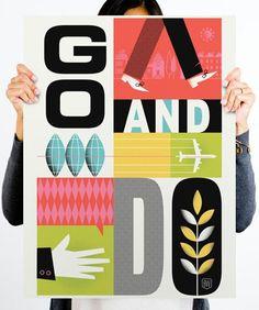 Sólo para #diseñadores: #posters con #frases para motivarte