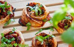 Pizzaschnecken   Simply-Vegan.org