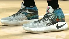 7dee861e225 NBA 2K17 Official Kicks Matter Trailer The basketball game boasts all new  3D scanned shoes.