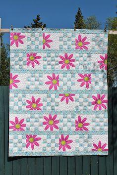 Doo Da Daisy Quilt (via Bloglovin.com )