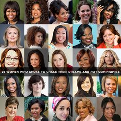 Huge honor to be featured! Women Who Inspire 2013