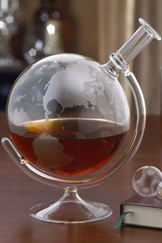 Globe Drink Decanter