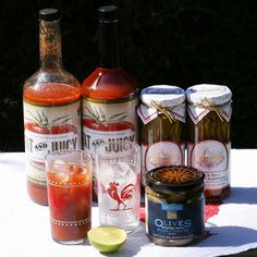 The Ultimate Bloody Mary Fixings, $47, now featured on Fab.
