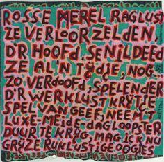 rosse merel raglust /works by Igor Boekinsky