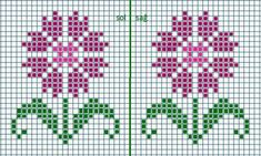 This Pin was discovered by Ayt Small Cross Stitch, Cross Stitch Rose, Cross Stitch Borders, Cross Stitch Alphabet, Cross Stitch Flowers, Counted Cross Stitch Patterns, Cross Stitch Charts, Cross Stitch Designs, Cross Stitch Embroidery
