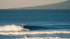 Dane Reynolds surfing Ocean Beach at Rip Curl Pro Search 2011, San Francisco