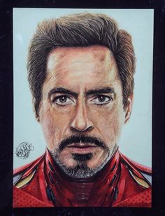 Clever Advertising, Marvel Drawings, Desenho Tattoo, Colorful Drawings, Prismacolor, Drawing People, Marvel Dc, Amazing Art, Avengers
