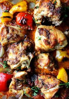 Making Piri-Piri Chicken - Notions & Notations of a Novice Cook
