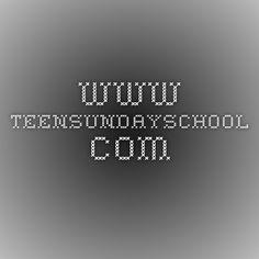 peer pressure  for tweens www.teensundayschool.com