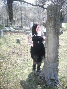 plus size goth | Tumblr
