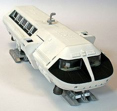Moonbus - 2001: A Space Odyssey (1968)  HMMM weld it up and put wheels on it...bugout bus