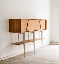 Jo-a have designed a contemporary sideboard named Neus.