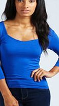 boohoo Sweetheart Neck Longline Top - cobalt azz43427 Every wardrobe should be filled with a variety of day tops for all occasions. For the daytime, choose basic jersey tops, printed tees and denim shirts, teamed with a pair of skinny jeans for a casual  http://www.comparestoreprices.co.uk/womens-clothes/boohoo-sweetheart-neck-longline-top--cobalt-azz43427.asp