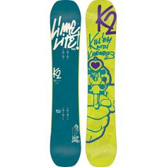 K2 Snowboards Lime Lite Snowboard - Women's.
