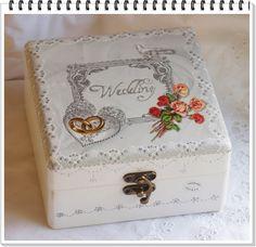 Mala Kutija uspomena, savršena za svadbeni poklon!  Small Box of memories, perfect as wedding gift!
