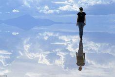 Salar de Uyuni -Bolivia-