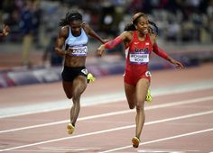 Olympic Gold Medalist Sanya Richards-Ross On Pregnancy Fitness And Retirement