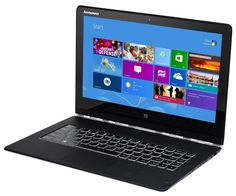 "Lenovo Yoga 3 Pro 13.3"" Touch Laptop, Intel M, 8GB RAM, 256GB SSD"