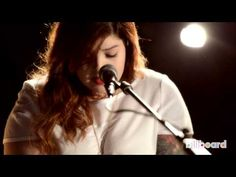 """Mary Lambert - """"She Keeps Me Warm"""" LIVE at Billboard - YouTube. her voice is beautiful and you can feel the emotion behind every lyric"""