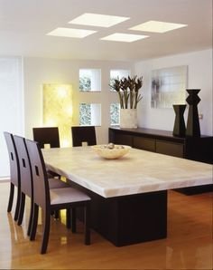 5 Brisk Clever Tips: Rustic Dining Furniture Farmhouse Style dining furniture makeover oak table. Granite Dining Table, Marble Top Dining Table, Dinning Table Design, Dining Furniture, Outdoor Dining Furniture, Dining Table Top, Dining Furniture Makeover, Dining Table Marble, Dining Room Table Decor