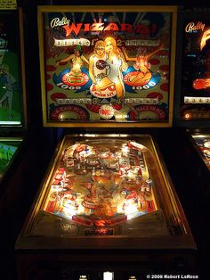 Pinball Wizard    Tommy, can you hear me?