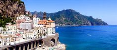 I want to go to Italy! The Amalfi Coast and Its Towns