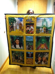 Wizard of Oz Quilt by Suzanne Enlow
