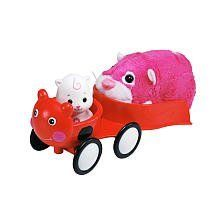 Zhu Zhu Babies Playset Ladybug Stroller Hamster Babies Not Included! by Cepia LLC. $6.89. Stroller. Lady Bug. Zhu Zhu Babies. Now your Zhu Zhu Babies for a magical joyride in the Stroller. Hamster & Babies NOT Included!