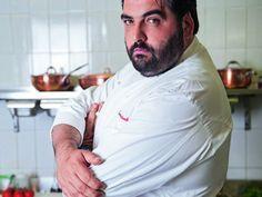 Antonino Cannavacciuolo 10 ricette tratte dal suo libro In Cucina Comando Io