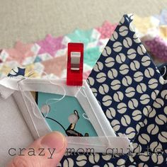 english paper piecing tips from crazy mom quilts