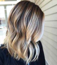 13. Brown Blonde Hair Color