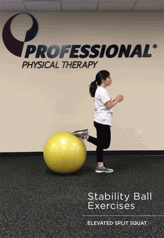 5 Stability Ball Exercises That Work More Than Your Abs Abs Workout Video, Abs Workout Routines, Gym Routine, Ab Workout At Home, Abs Workout For Women, Workout For Beginners, Fun Workouts, Core Workouts, Dumbbell Workout