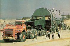 logging+trucks+of+the+1970s   Commercialmotor.com - Oshkosh, Mack and Hendrickson...only the BIGGEST ...