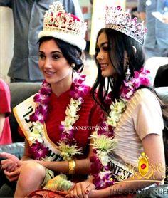 Edymar Martinez, Miss International 2015.. Venezuela Beauty en Indonesia como Invitada de Honor, para participar en varios Eventos programados..
