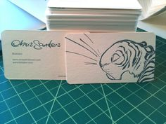 artist business cards - Google Search