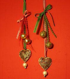 Γ Christmas Time, Xmas, Christmas Ornaments, Lucky Charm, Charms, Drop Earrings, Living Room, Diy, Jewelry
