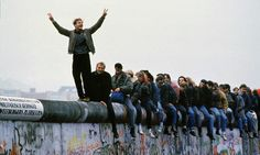 Today marks the anniversary of the Fall of the Berlin Wall.